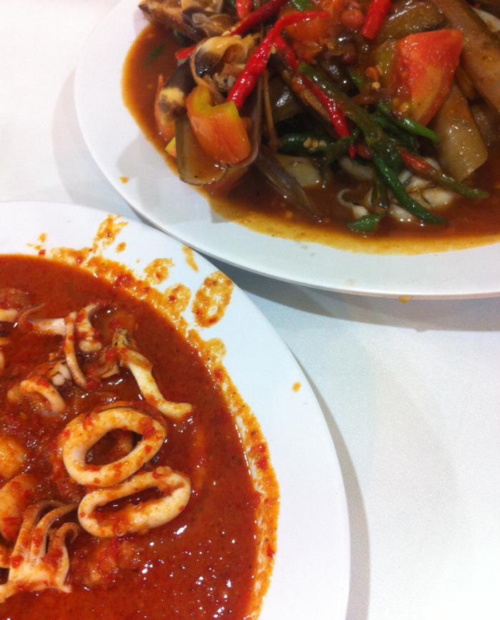 Ben Seafood Sabang